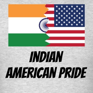 Indian American Pride - Men's T-Shirt
