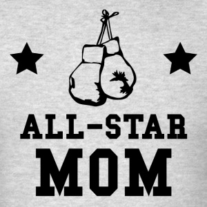 All Star Boxing Mom - Men's T-Shirt