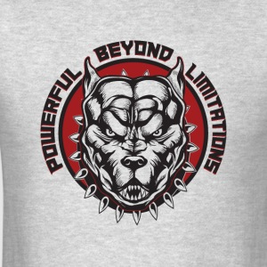 Powerful Beyond Limits - Men's T-Shirt