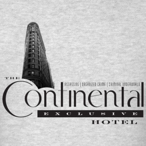 The Continental Hotel - Men's T-Shirt
