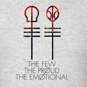 The Few - The Proud - The Emotional - Men's T-Shirt