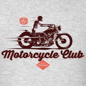 Motorcycle Club - Men's T-Shirt