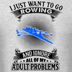 ROWING - Men's T-Shirt