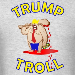 TRUMPTROLLCLUB - Men's T-Shirt
