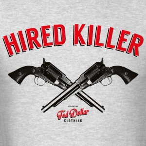 Hired Killer - Men's T-Shirt