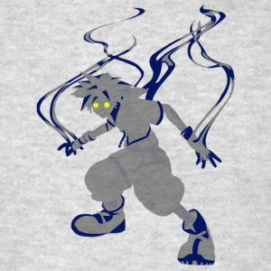 Heartless Sora - Men's T-Shirt