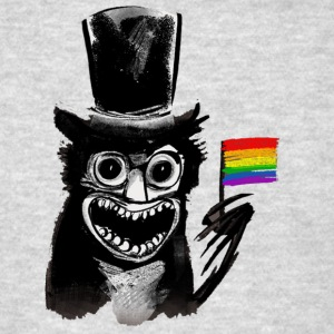 The B stands for Babadook horror - Men's T-Shirt