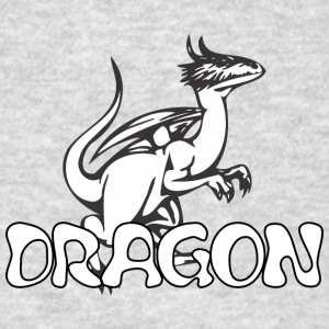 running_dragon - Men's T-Shirt