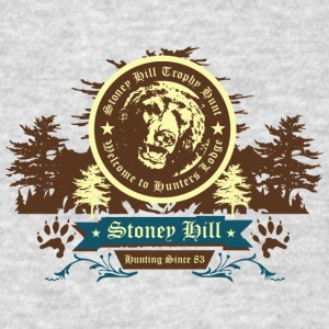 stoney_hill - Men's T-Shirt