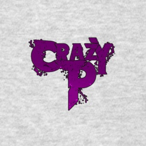 Crazy P Logo Zombie Lean - Men's T-Shirt