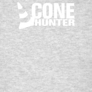 Cone Hunter - Men's T-Shirt
