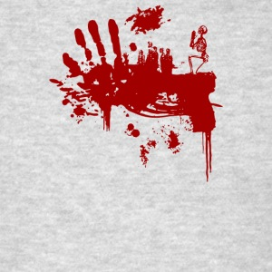Bloody Guns - Men's T-Shirt