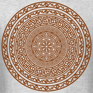 greek style adornament - Men's T-Shirt