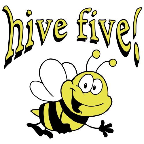 hivefive - Men's T-Shirt