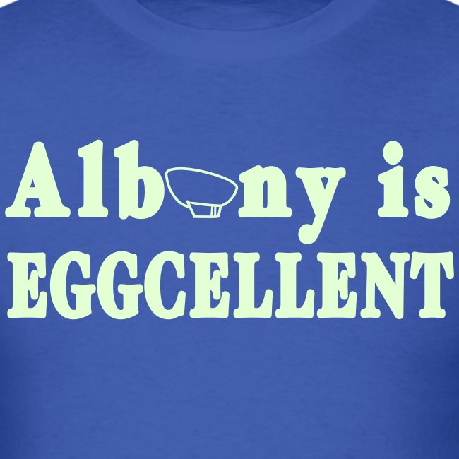 New York Old School Albany is Eggcellent Shirt