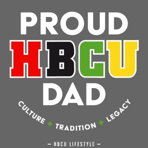 Proud HBCU Dad RGB