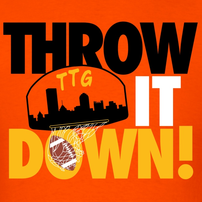 Throw it Down! (Turnover Dunk)