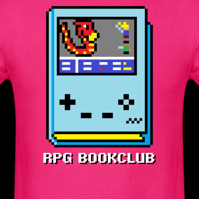 RPG Bookclub Logo