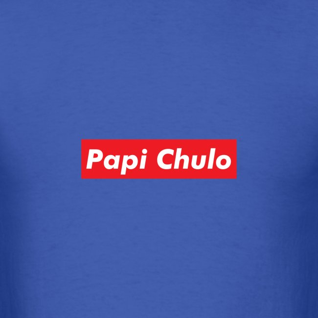 'Papi Chulo' Coca Cola Inspired Typography