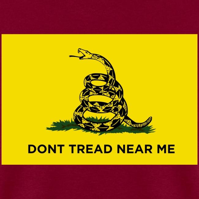 DONT TREAD NEAR ME Gasden Flag