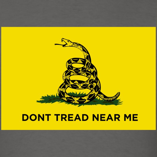DONT TREAD NEAR ME Gasden Flag