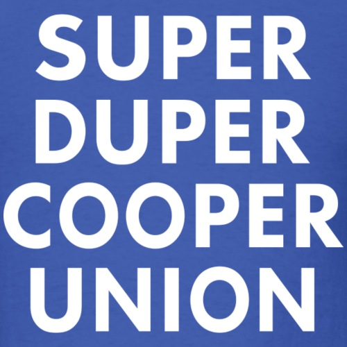 Super Duper Logo White