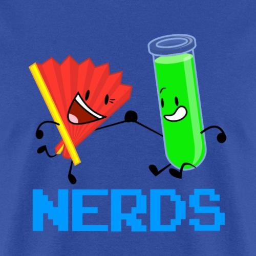 Fan Test Tube NERDS - Men's T-Shirt
