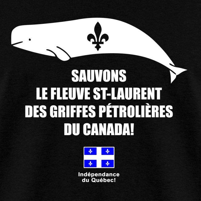 Sauvons le St-Laurent
