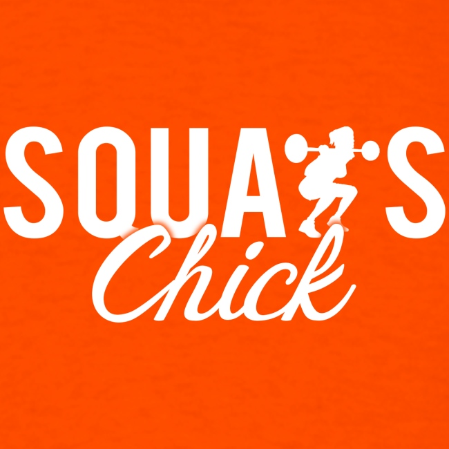Squats Fitness Chick