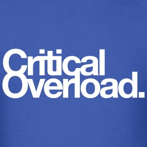 Critical Overload Merchandise - Men's T-Shirt