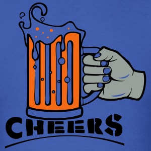 CHEERS! - Men's T-Shirt