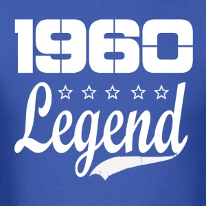 60 legend - Men's T-Shirt
