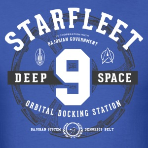 DS9 - Men's T-Shirt