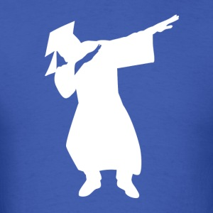 Funny Graduation dabbing gifts - Men's T-Shirt