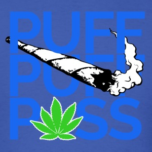 Puff Puff Pass - Men's T-Shirt