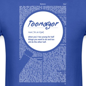Teen fun definition - Men's T-Shirt