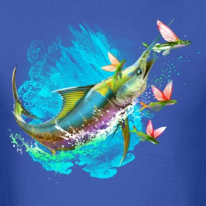 marlin - Men's T-Shirt