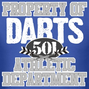Darts Athletic Department - Men's T-Shirt