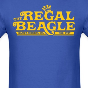 Regal Beagle - Three's Company T-Shirt - Men's T-Shirt