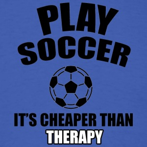 SOCCER DESIGNS - Men's T-Shirt