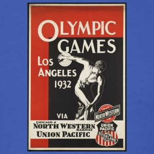 1932 Los Angeles - Men's T-Shirt
