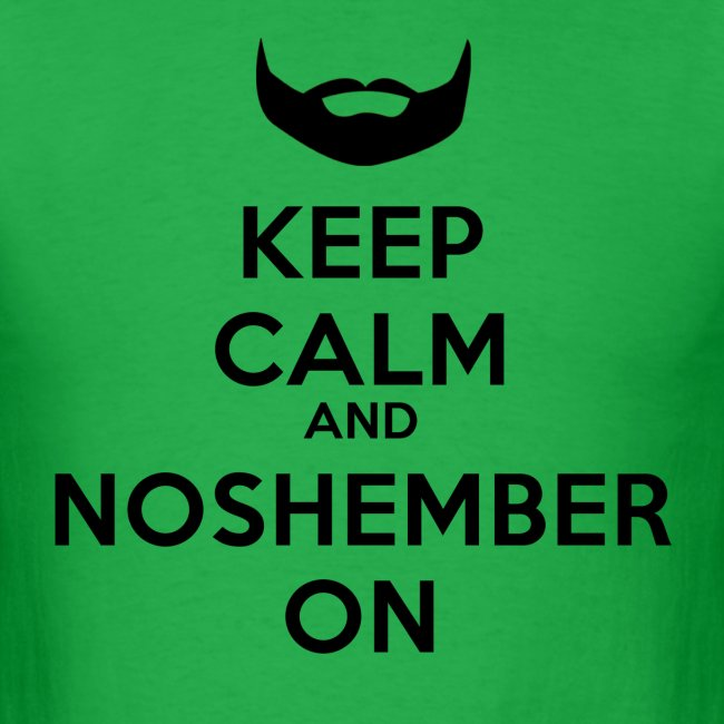 Keep Cal and Noshember On