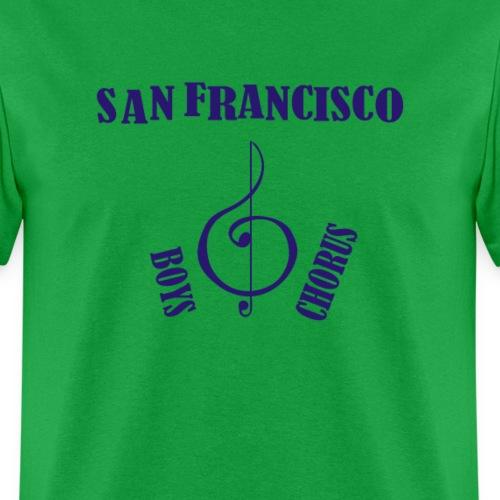 Dee Dee Ramone – San Fran Boy - Men's T-Shirt