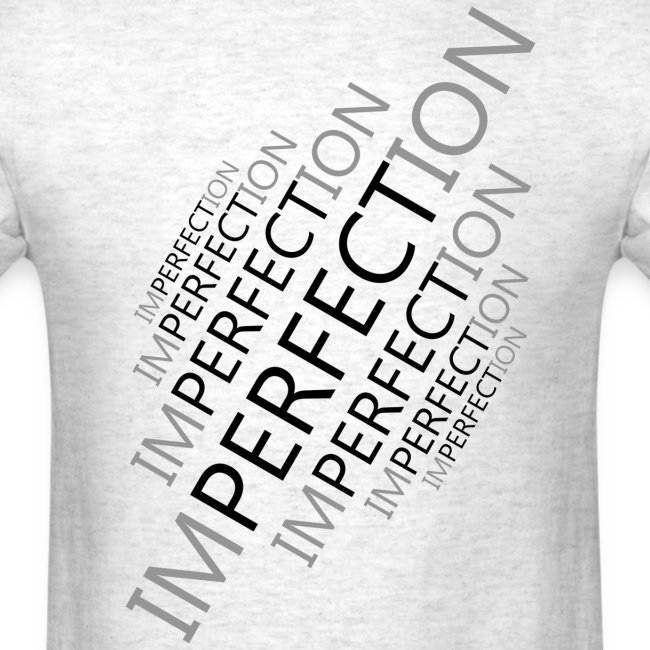 Perfect Imperfection black