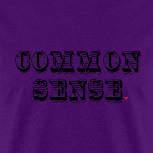 Common Sense Life Hack