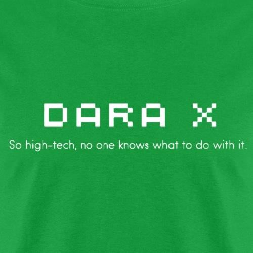 iDara X - Men's T-Shirt