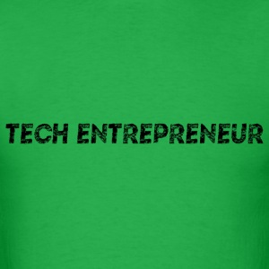 TECH ENTREPRENEUR - Men's T-Shirt