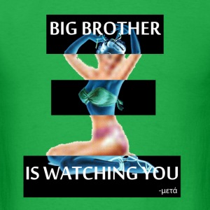 BigBrother - Men's T-Shirt