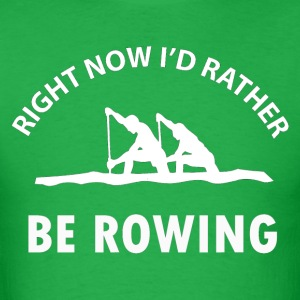 Rowing designs - Men's T-Shirt