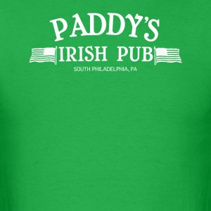 Paddy's Irish Pub South Philadelphia PA - Men's T-Shirt